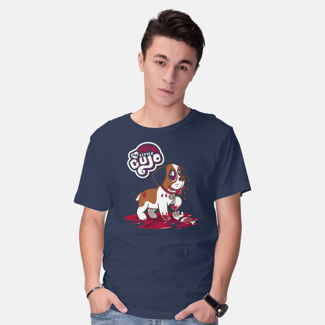 My Little Cujo-mens basic tee-Nemons