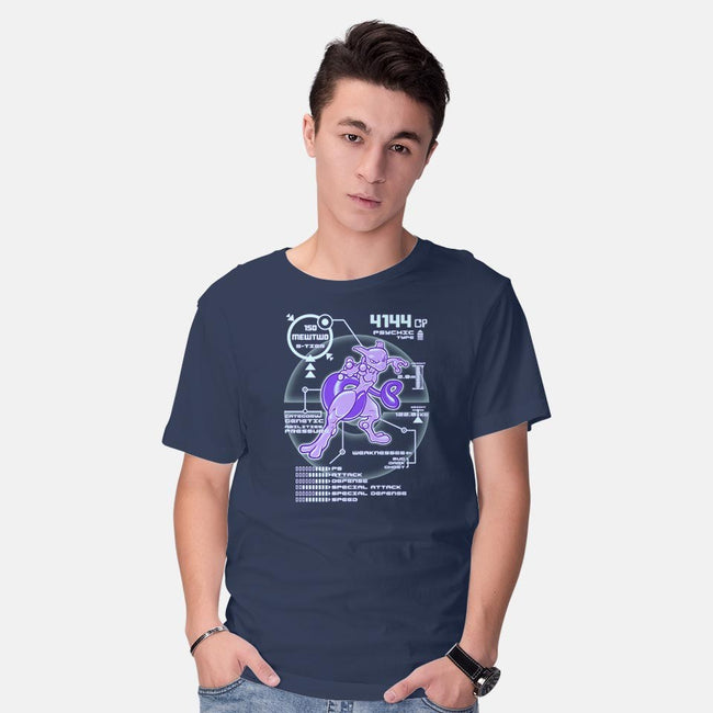 Legendary Purple-mens basic tee-KKTEE