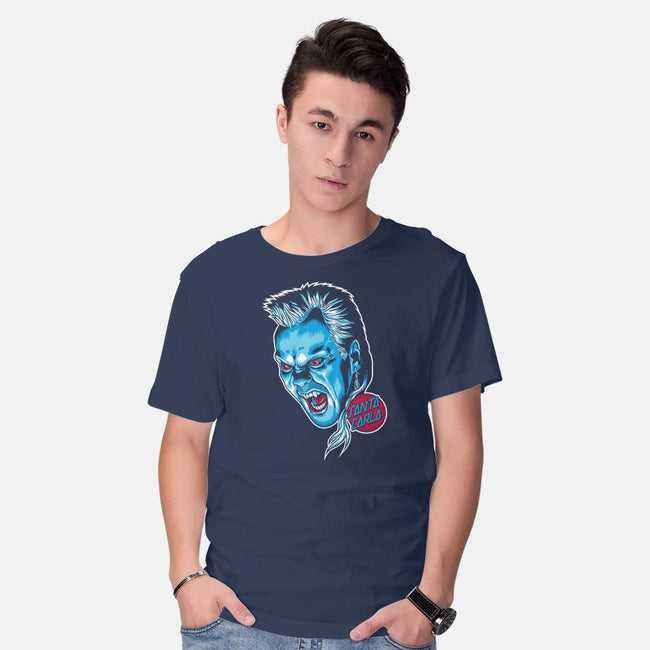 All the Damn Vampires-mens basic tee-Nemons