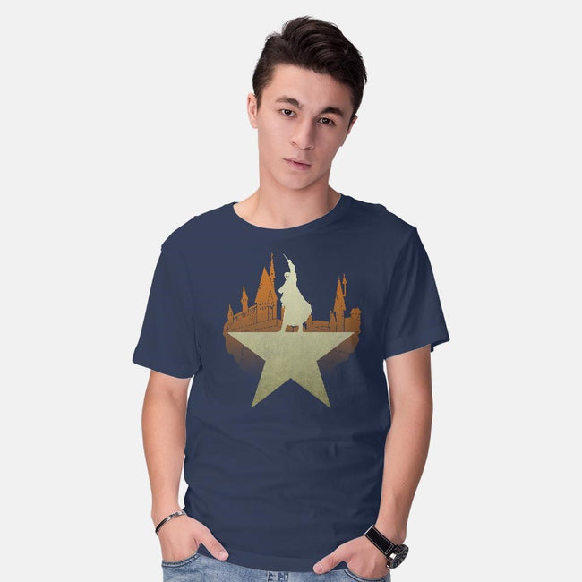 My Wand!-mens basic tee-nayawei