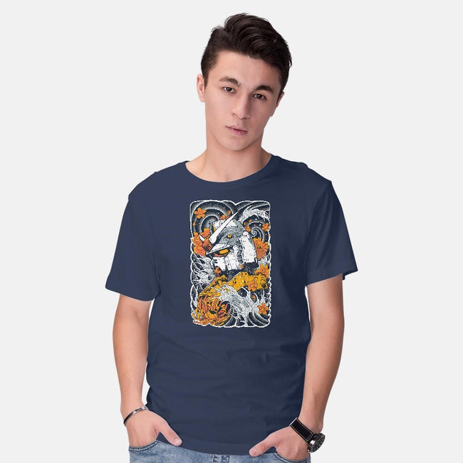 Mecha Ink-mens basic tee-Snapnfit
