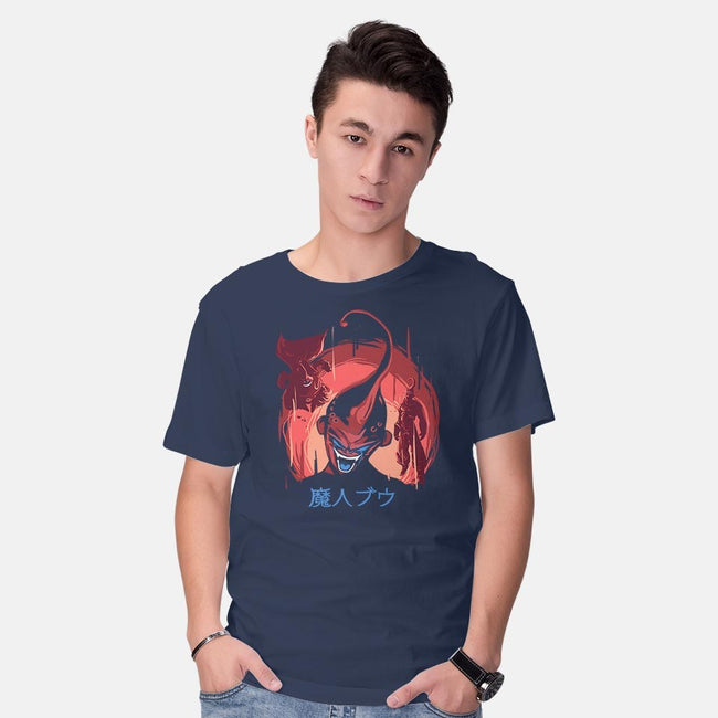 Evil-ution-mens basic tee-Harantula