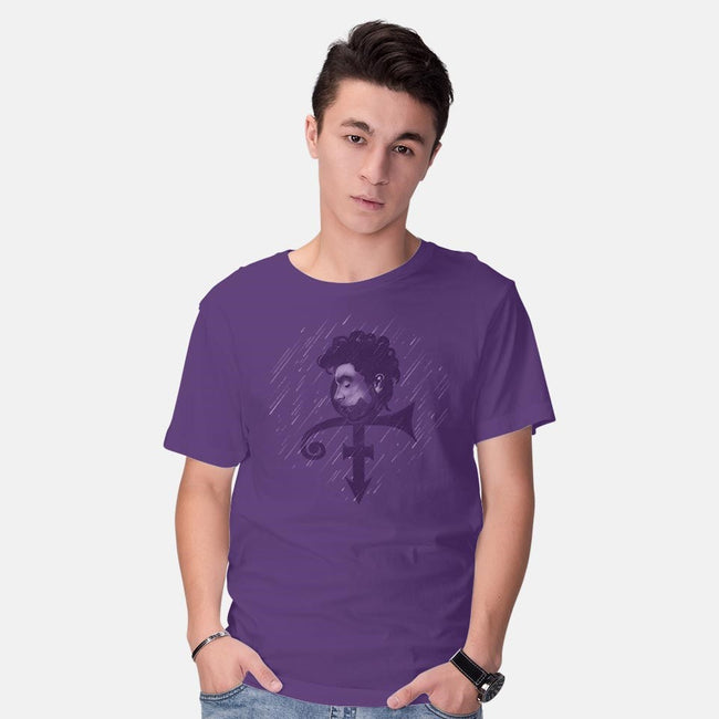 The Purple One-mens basic tee-Beware_1984