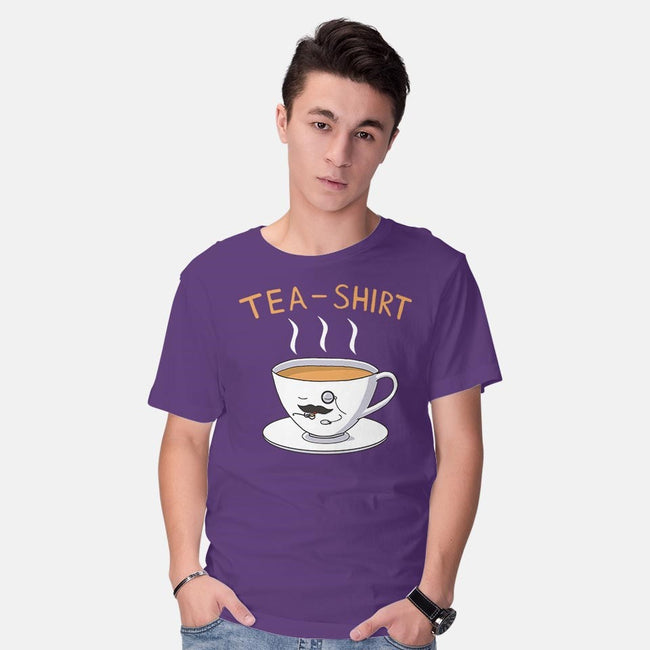 Tea-Shirt-mens basic tee-Pongg