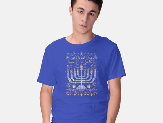 Hanukkah Is Lit