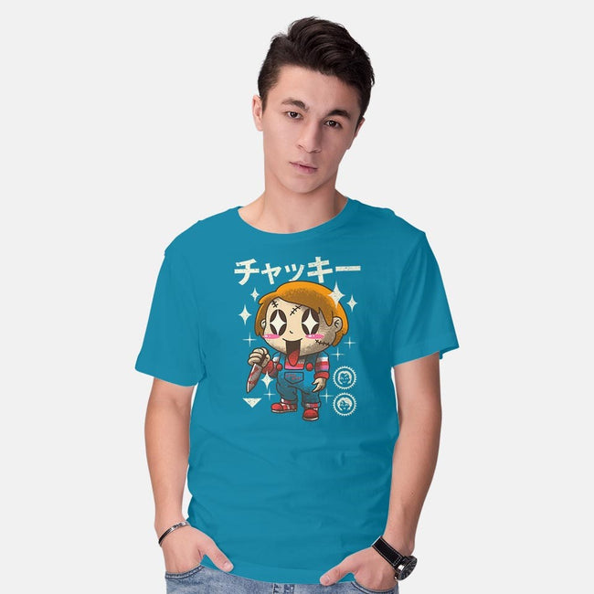Kawaii Doll-mens basic tee-vp021
