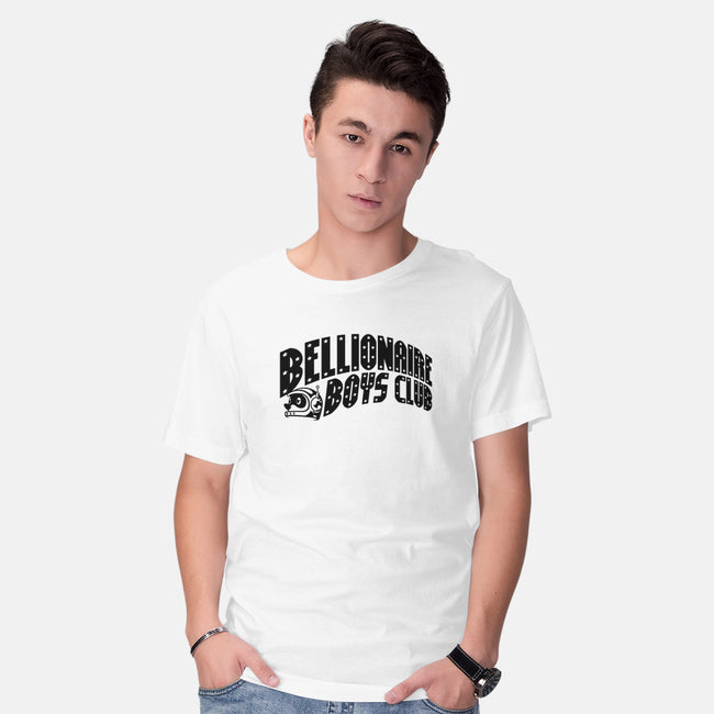 Bellionaire Boys Club-mens basic tee-DCLawrence