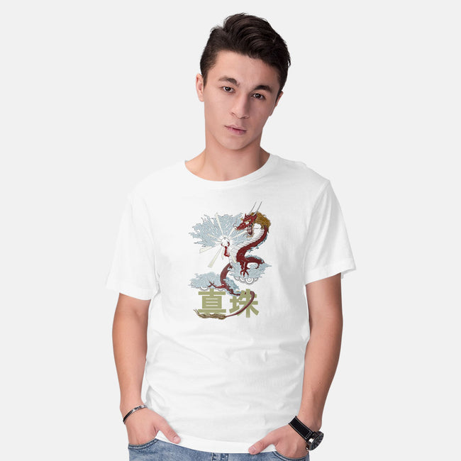 Dragon Pearl-mens basic tee-teriakos