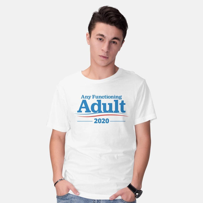 Any Functioning Adult-mens basic tee-Beware_1984