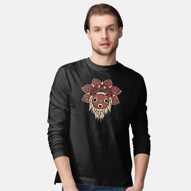 Mandala Spirit-mens long sleeved tee-piercek26