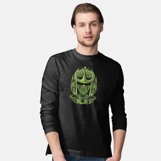 Radioactive City-mens long sleeved tee-xMitch