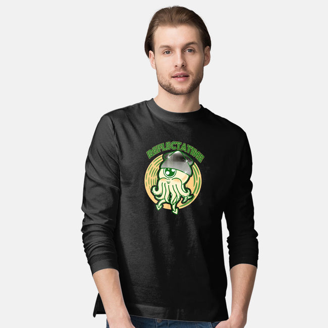Psychic Blast Protection-mens long sleeved tee-palmstreet