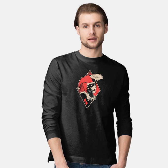 Oh, Mistah J...-mens long sleeved tee-Moutchy