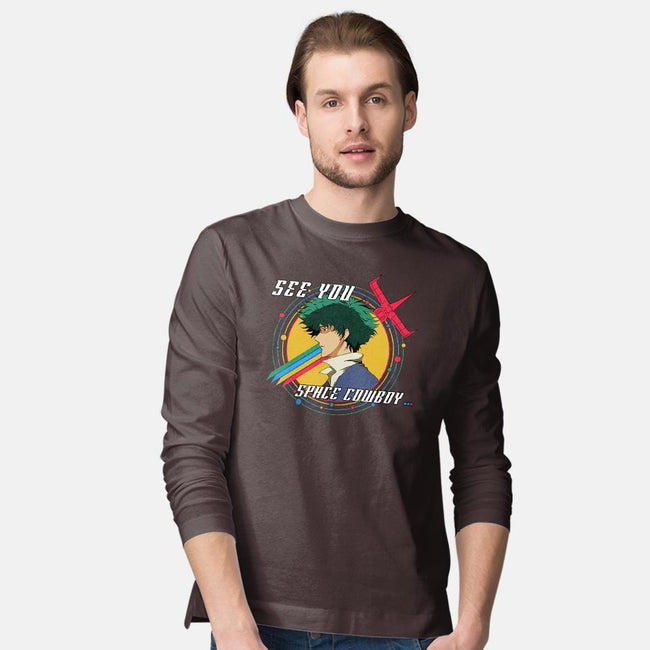 See You...-mens long sleeved tee-Coconut_Design
