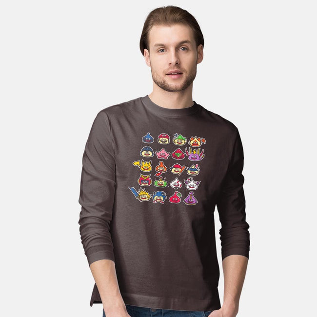 Command?-mens long sleeved tee-aflagg