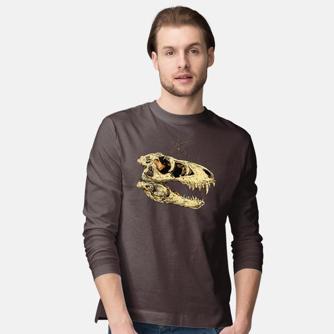 King Rex-mens long sleeved tee-Paintchips
