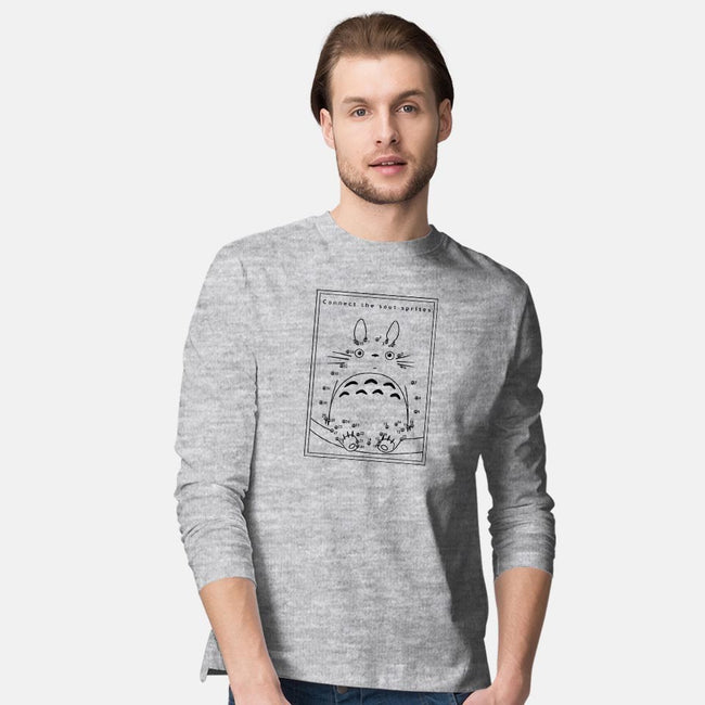 Connect the Dots-mens long sleeved tee-karlangas