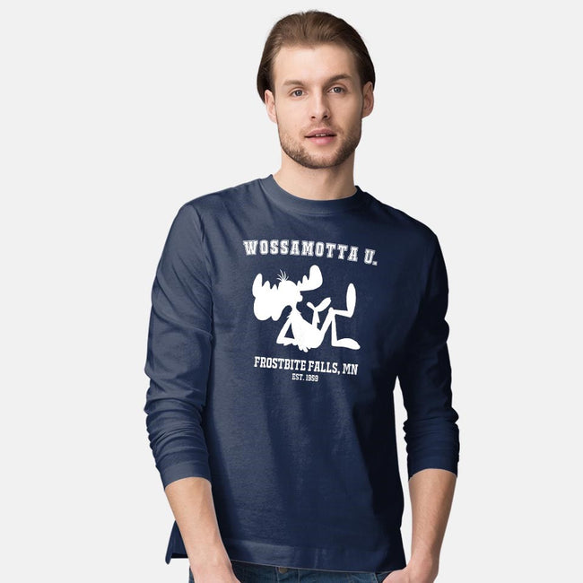 Alma Motta-mens long sleeved tee-SailorDonut