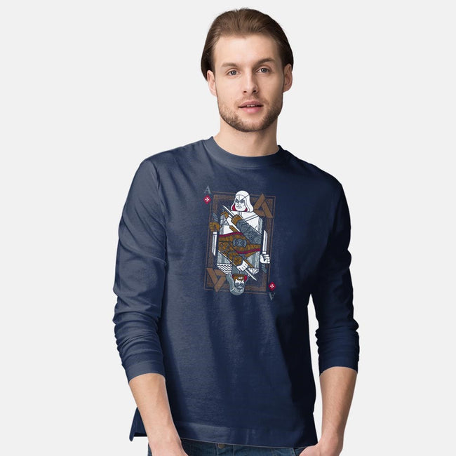 Revelations-mens long sleeved tee-Nemons