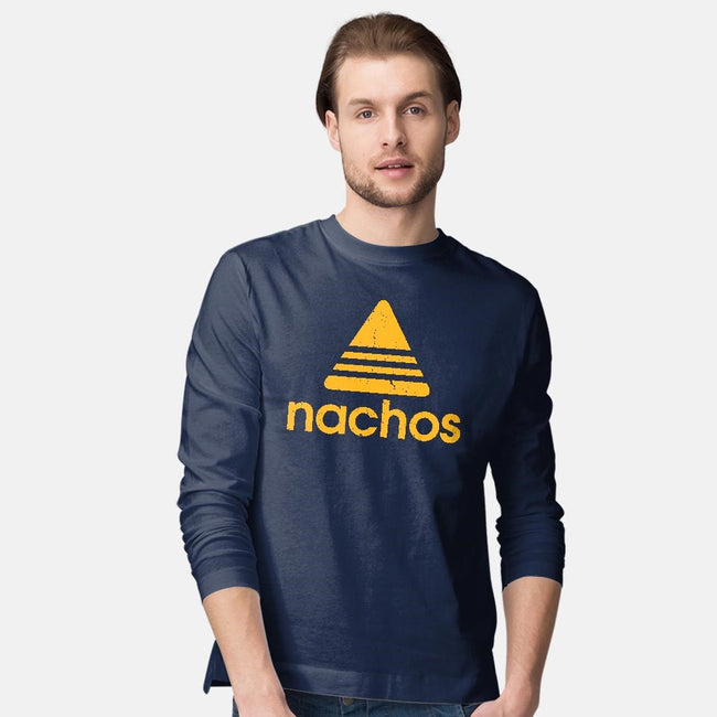 Nachos-mens long sleeved tee-ntesign