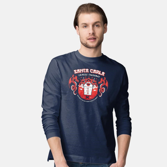 Only Noodles Michael-mens long sleeved tee-stationjack
