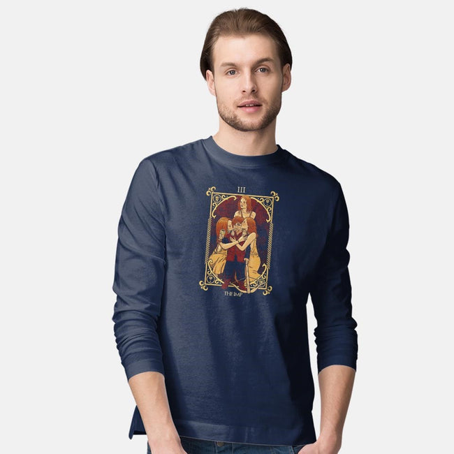 The Imp-mens long sleeved tee-APSketches