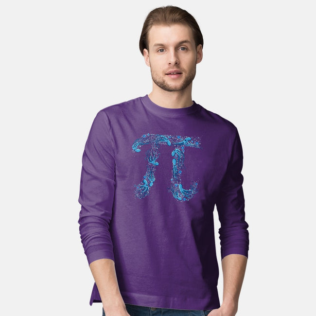 OctoPi-mens long sleeved tee-RoseMakesArt