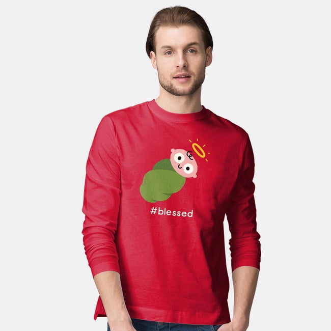Divine Instavention-mens long sleeved tee-David Olenick
