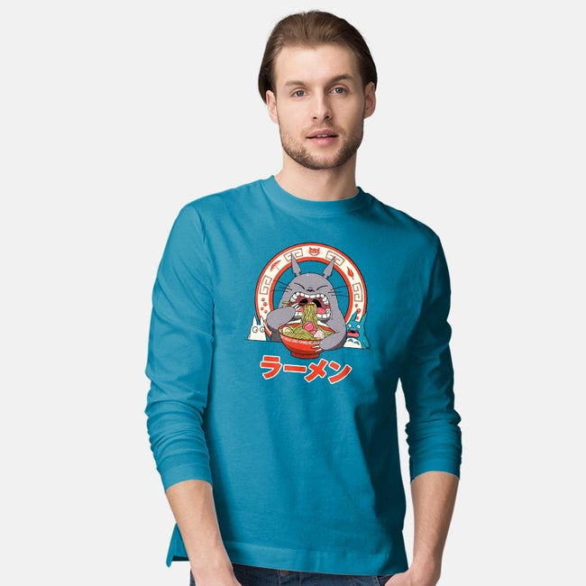 The Neighbor's Ramen-mens long sleeved tee-vp021