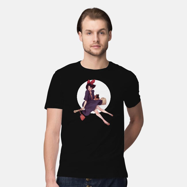 Magical Delivery-mens premium tee-jdarnell
