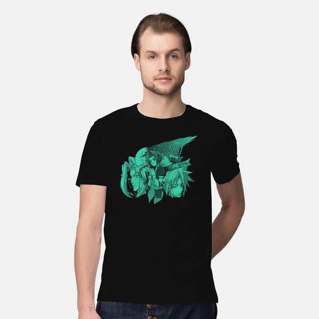 Only One Gil 2-mens premium tee-Coinbox Tees