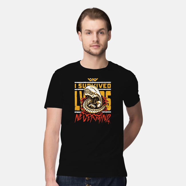 I Survived LV-426-mens premium tee-BWdesigns