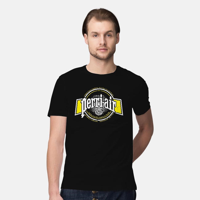 Naturally Sparkling-mens premium tee-RRB