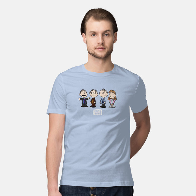 The Paper Gang-mens premium tee-dpodeszek