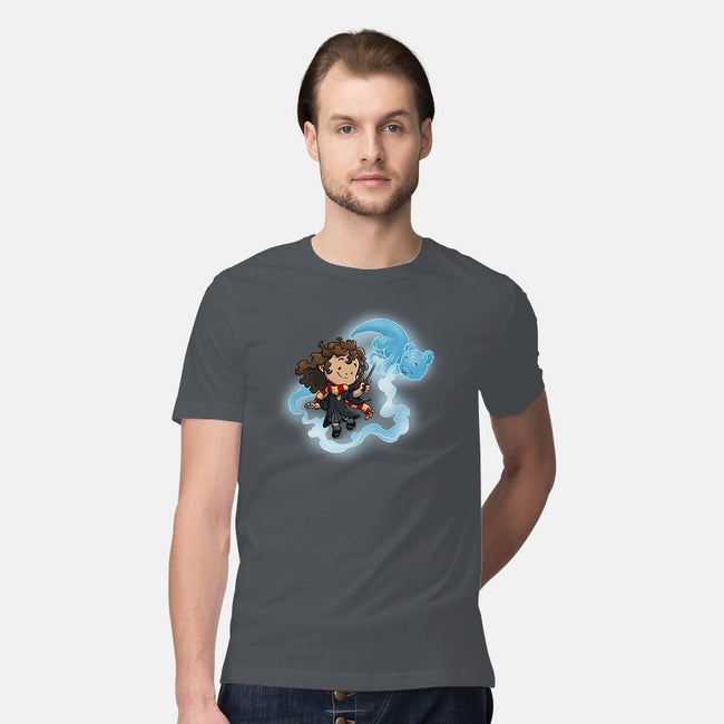 Silly Guardian-mens premium tee-DoOomcat