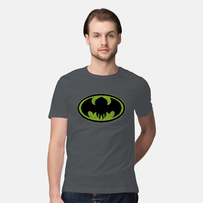Dark God Rises-mens premium tee-IdeasConPatatas