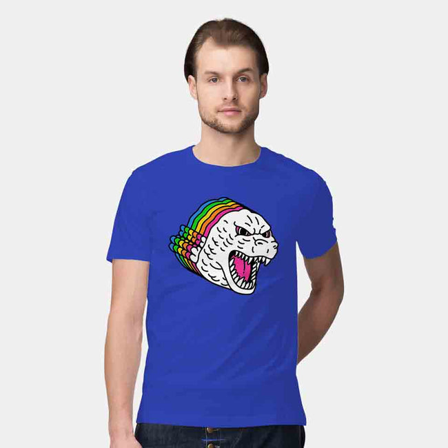 Colors of Godzilla-mens premium tee-khairulanam87