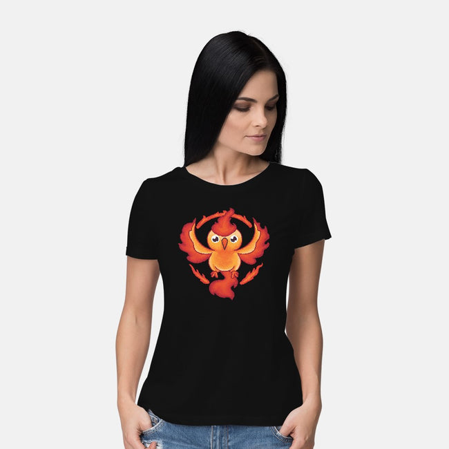 Valor Baby-womens basic tee-wearviral