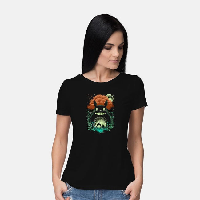 The Neighbors-womens basic tee-vp021