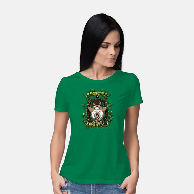 Guardians of Nature-womens basic tee-ducfrench
