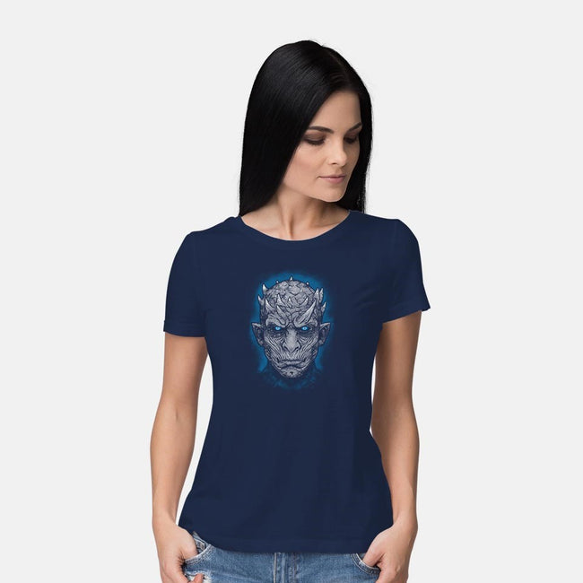 The Other King-womens basic tee-Andriu