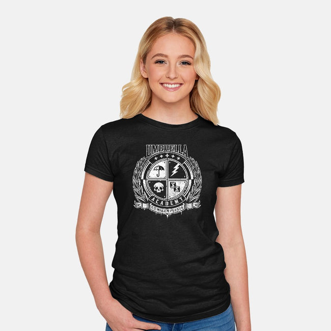 U Academy-womens fitted tee-StudioM6