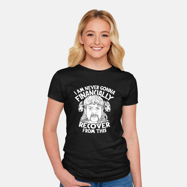 Tiger Joe-womens fitted tee-Boggs Nicolas
