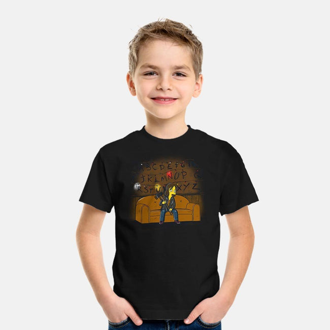 Waiting for the Demogorgon-youth basic tee-2mzdesign