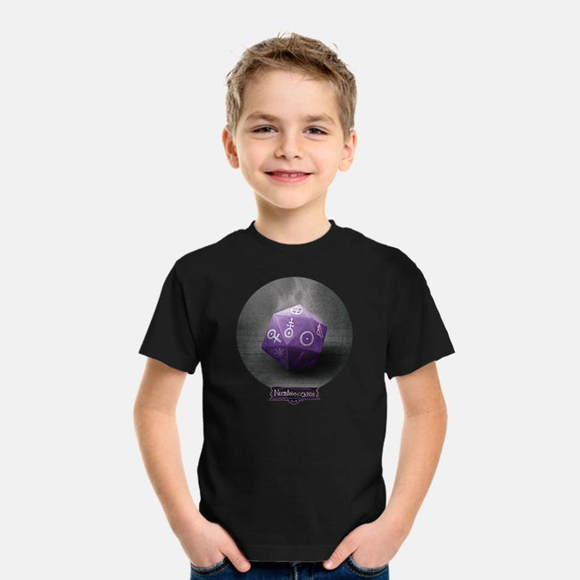 The Philosopher's Stone-youth basic tee-andyhunt