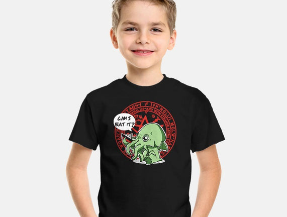 Little Cthulhu Is Hungry