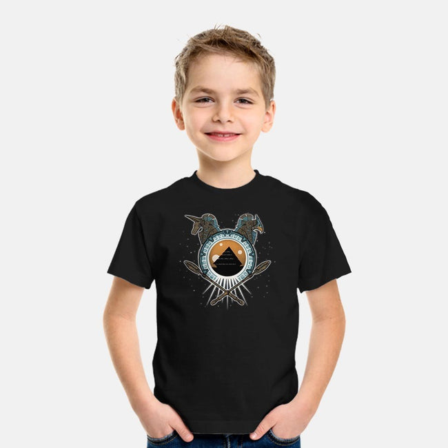 Portal to the Stars-youth basic tee-protec