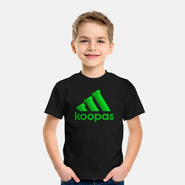 Koopas-youth basic tee-ilcalvelage