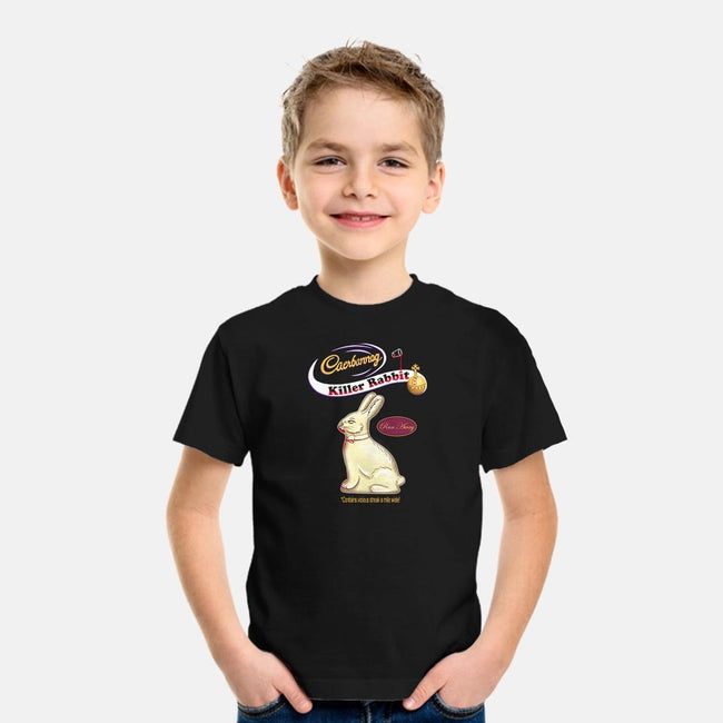 Bad-Tempered Chocolate-youth basic tee-Diana Roberts