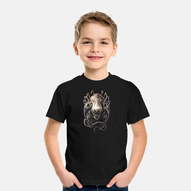 Alien Tribute-youth basic tee-daobiwan